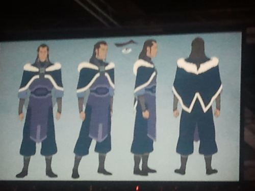 minuiko:  lookatallthemoresigive:  Korra's uncle :)  that large eye in the middle makes him look like a sensitive guy fff