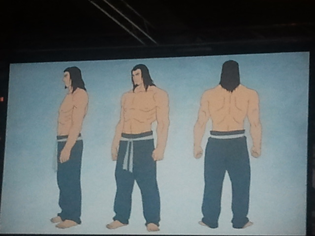 lookatallthemoresigive:  Shirtless Tonraq!