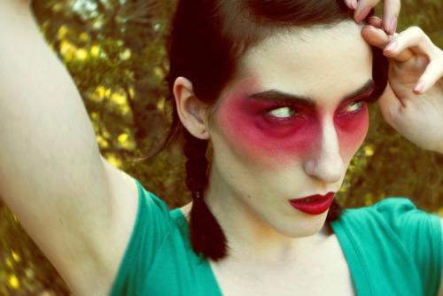 """fever dream, vii""© Umbrella Visual, July 2012Model: Ellie LaneTumblr 