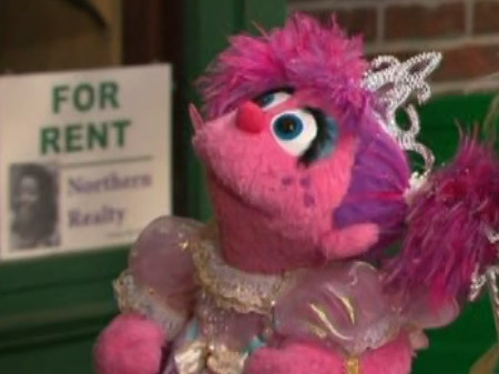 Hidden gems in season 40 of Sesame Street: Northern Reality, a tribute to past cast member Northern Calloway. (Using his picture too.)