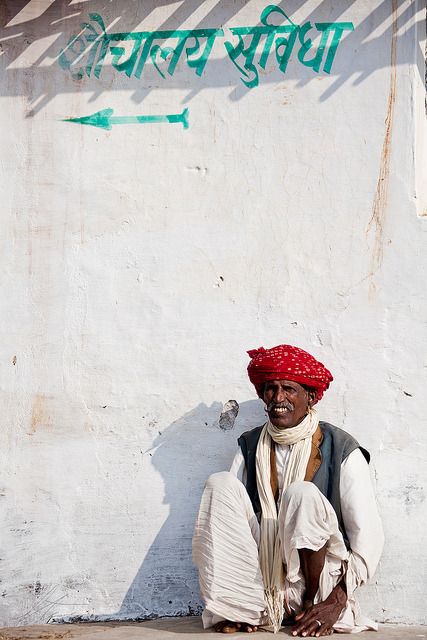 The Red Turban by Steve Gray on Flickr.