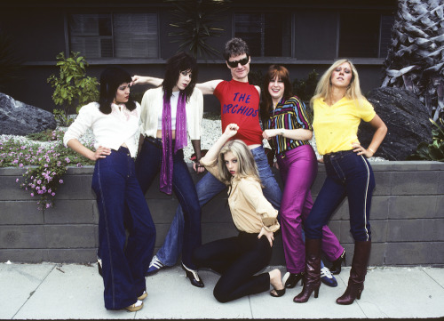 Back in 1977, when I was a teenager, Kim Fowley believed in me and entrusted me to document his magic! More Kim Fowley photos on Factory 77. Orchids and Kim Fowley photo by Brad Elterman/Factory 77