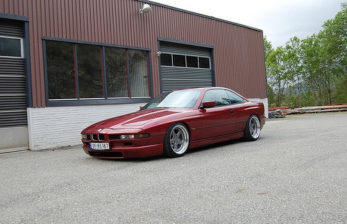crackfire:  davebeangry:  E31 on Schnitzer type II's  !!!!