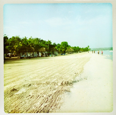 Negril, Jamaica: just got back from a week on this beach. A week wasn't long enough! -MD