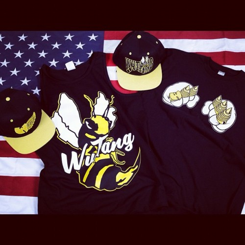#Wutang Brand limited summer now in stores (Taken with Instagram)