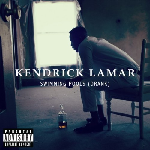 "breathe-easy-live-free:    Kendrick Lamar — Swimming Pools (Drank)   As Kendrick's TDE/Aftermath/Interscope debut album ""good kid, m.A.A.d city is arriving October 2 he releases a new track produced by T-Minus. This is that gooood gooood music; Kdot's flow and rhyme schemes are untouchable."