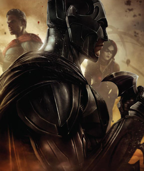 gamefreaksnz:  Injustice: Gods Among Us Comic-Con trailer  Warner Bros. and DC Entertainment released a new gameplay trailer for Injustice: Gods Among Us at the San Diego Comic-Con.