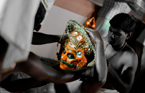 Devotee turns deity! by nehasingh7 on Flickr.