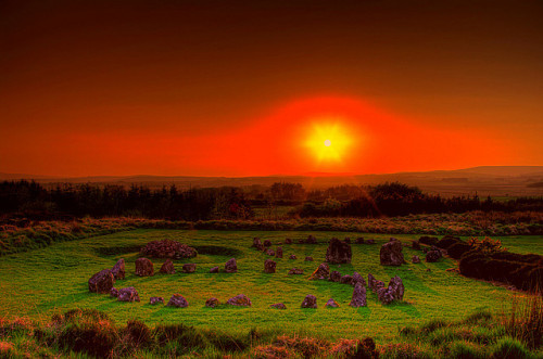 Beaghmore Stone Circles by Irishphotographer on Flickr.