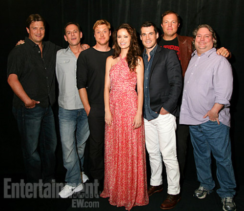 entertainmentweekly:  While you're catching up on our live blog: Firefly reunion photos!