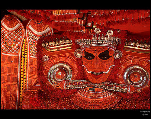 Theyyam   Explored !! by Ajith (അജിത്ത്) on Flickr.