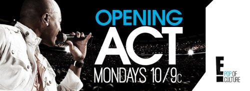 "This Monday 7/16 we will be on the brand new E! Series ""Opening Act"" (featuring our boy Pete Wentz). Tune in at 10/9c to see who gets to be our opening act!"
