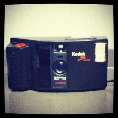 2 Legit 2 Quit #kodak #S500AF #camera #film (Taken with Instagram)