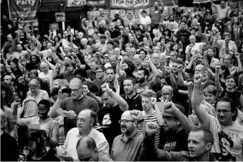 Marxism closing rally 2012