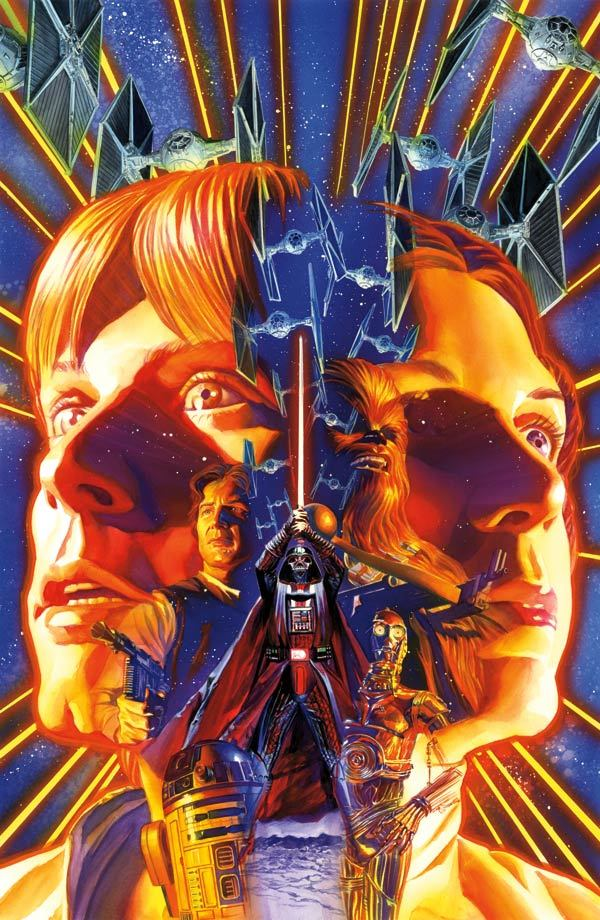 Star wars x Alex Ross