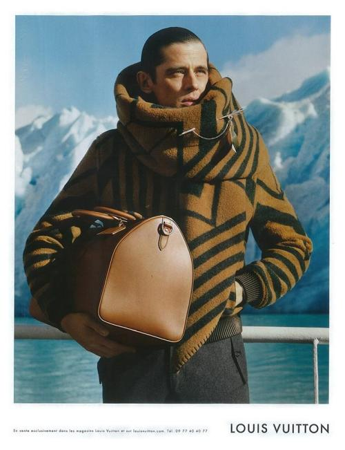 lamodechatoyante:  Louis Vuitton Fall/Winter 2012  Campaign