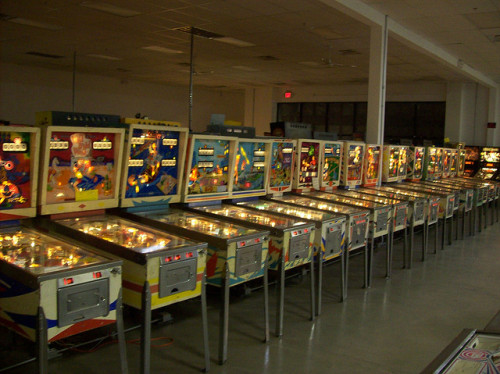 The Pinball Hall of Fame - Las Vegas, NV by Mjr Kool on Flickr.Via Flickr: The NEW Pinball Hall of Fame (November 2009)www.americanprofile.com/article/43769.html