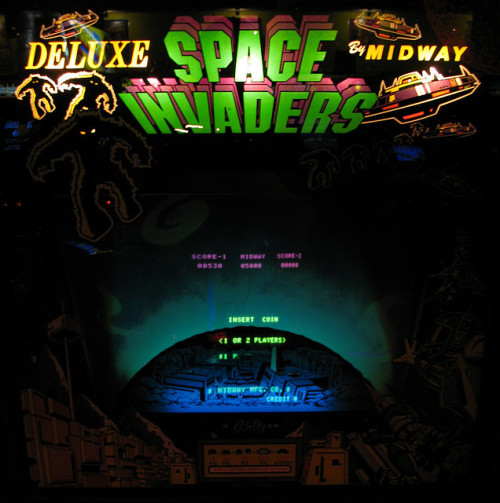 Space Invaders Deluxe by AzyxA on Flickr.