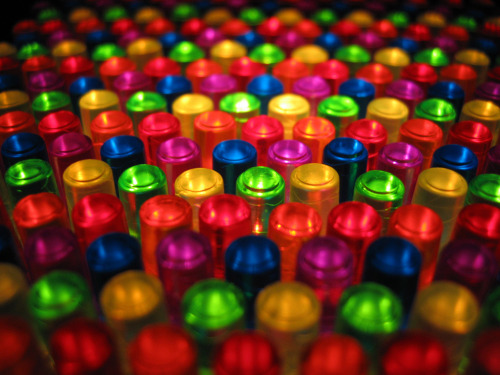 Lite Brite City (by Kirpernicus)