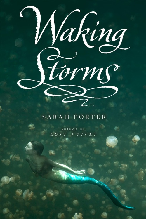 Waking Storms, the sequel to Lost Voices by Sarah Porter is out now.  I througly enjoyed the first novel.  http://flippinyourfins.tumblr.com/tagged/lost-voices