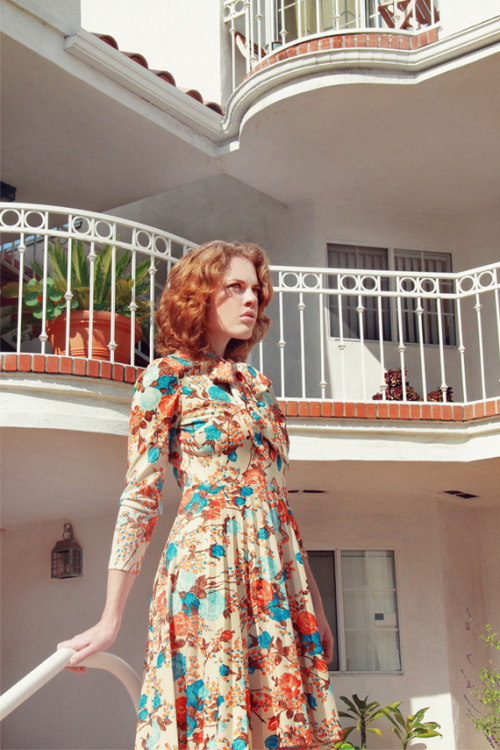 ONE CONDITION DRESS (1970s)Available Now from They Roared VintagePhoto by Jordan Chesney