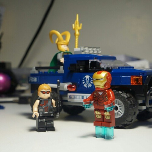 Avengers Assembled  (Taken with Instagram)