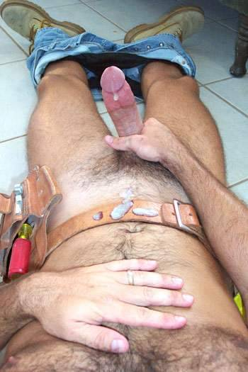 cumdumpguys:  I'm still interviewing contractors. If this married man gives up his ass during his 2nd interview the position will be filled… but I'll keep interviewing just for the fun of it!