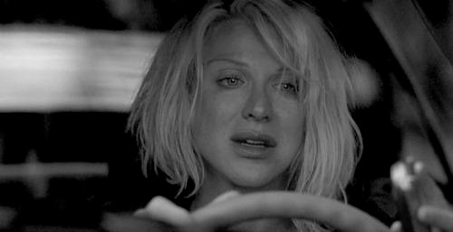 "Courtney Love in the movie ""Trapped"""