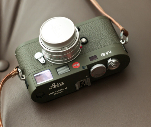 Someday, Leica, you and me are gonna dance…