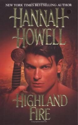 Paul Marron: romance novels hero. Highland Fire by Hannah Howell.