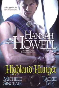 Paul Marron: romance novels hero. Highland Hunger by Hannah Howell.