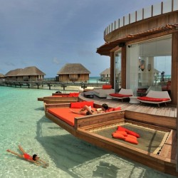 reasonsfourlovingseasons:  Club Med Kani, Lagoon Suites - North Male Atoll, Maldives