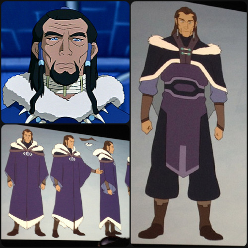 plethoraofkorra:  Is Korra related to Yue? Think about it: Chief Unarock is the brother of Tonraq, the uncle of Avatar Korra, and is currently Chief of the Northern Water Tribe. The position of Tribal Chief is hereditary, at least in the North. Yue would've lead the tribe, but she died. So, unless Chief Arnook had no siblings or family members to take over after his death, then Korra's father is a descendant of someone in Chief Arnook's family. It also doesn't hurt my theory that Unarock looks almost EXACTLY like Chief Arnook. MIND= BLOWN