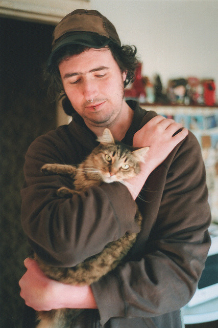 craig & alley by blackmountain on Flickr.