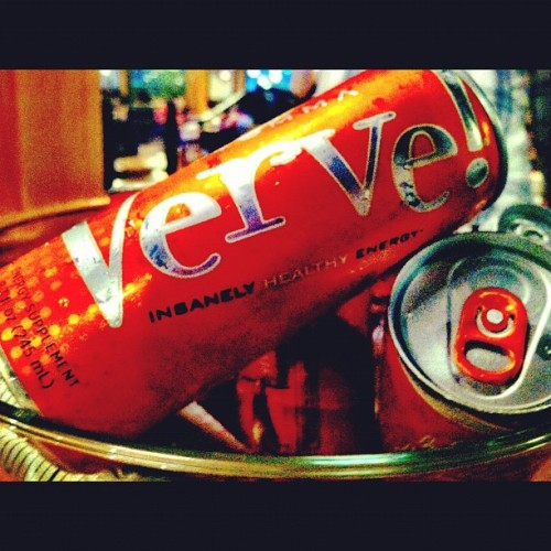 Verve! Let's see how this shit goes! #energy #verve #drinks #meeting #orange #healthy shit #picoftheday #bestoftheday #igers #instago #instadaily #instagrammers #instagramhub (Taken with Instagram)