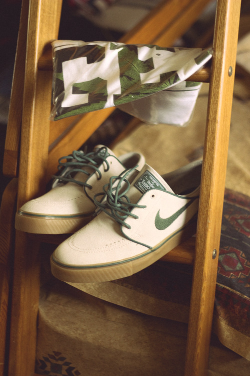 arrests:  Vintage Pleasure, Get Lit x Nike SB, Janoksi 'Bonsai' 4/20.