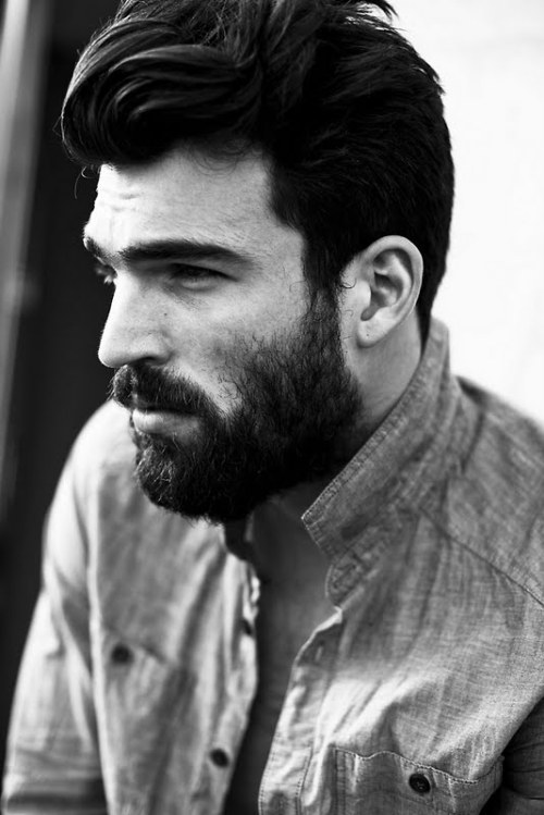 up-the-wolves:  modernman-neanderthal  beardy beaut