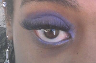 Make Up By Me! #Purple Passion !