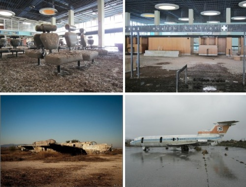 (via Abandoned since 1974: Nicosia International Airport | Urban Ghosts |)