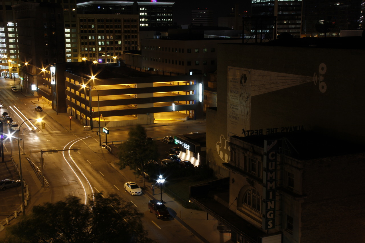Parkade | Winnipeg | July 11 2012