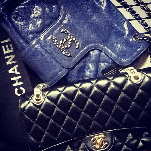 #chanel #instamood #instagram #instaagood #instamode #instanesia #awittnovianty #collection #me #instaoftheday (Taken with Instagram)