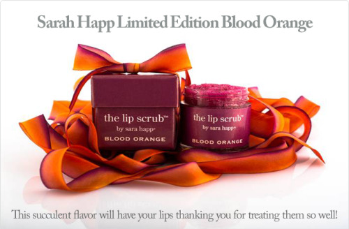 A lip scrub like no other to eliminate dry, flaky skin and leave lips that are ridiculously soft and supple. Light and dark brown sugar crystals blend together with Jojoba and Grape seed oils to create the perfect exfoliant to buff away dry chapped lips and moisturize for a smooth and soft finish. You will wonder how you ever lived without it! Sara Happ Lip Scrub at Etiket.ca