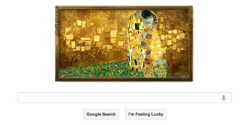 Happy Birthday Mr. Klimt!