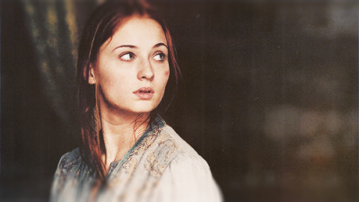 Sansa is one of my favourite characters.
