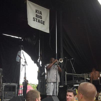 Streetlight Manifesto. Warped Tour
