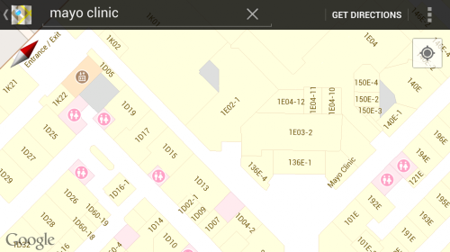 Inside Google's Fascinating Stash of 10,000 Indoor Maps  When Google announced it had added 20 additional museums to its indoor mapping service Wednesday, the most interesting part of the story was treated as just a throwaway factoid in the company's  blog post: There are now more than 10,000 indoor maps available to Android device users.