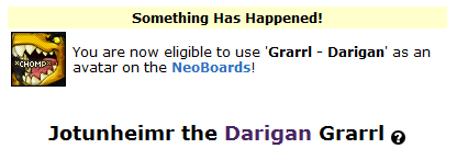 visit the lookup of a darigan grarrl