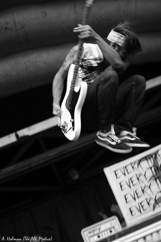 andrewholmanjrphotography:  Every Time I Die, Vans Warped Tour 2012 @ PNC Bank Arts Center