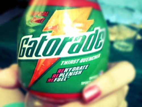Rehydrate#gatorade #product #andrographer #random(from @cateeygee on Streamzoo)