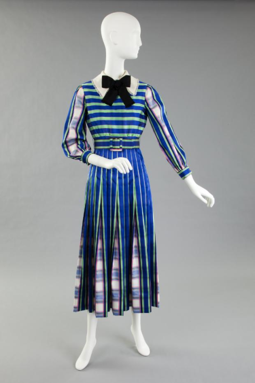 Dress Chaster Weinberg, 1960s The Goldstein Museum of Design